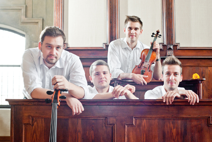 Further success of Mettis String Quartet / May and July 16 - ENG