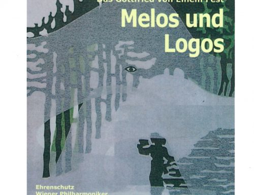 Melos und Logos . Fest / Juni 19